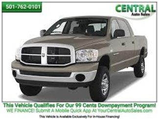 2007 Dodge Ram 1500 SLT | Hot Springs, AR | Central Auto Sales in Hot Springs AR