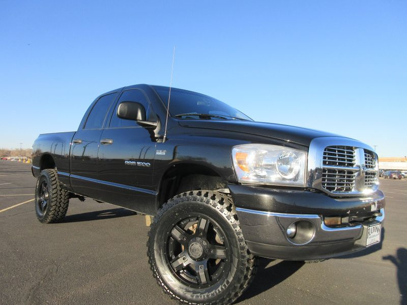 2007 Dodge Ram 1500 Quad Cab SLT 4X4  Fultons Used Cars Inc  in , Colorado