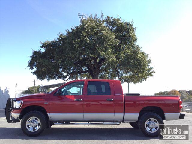 2007 Dodge Ram 1500 Mega Cab SLT 5.7L Hemi V8 4X4 | American Auto Brokers San Antonio, TX in San Antonio Texas