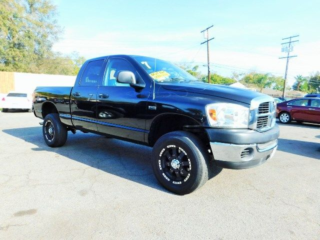 2007 Dodge Ram 1500 SLT Limited warranty included to assure your worry-free purchase AutoCheck re