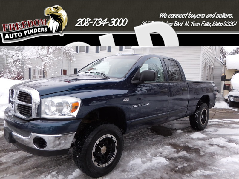 2007 Dodge Ram 1500 SLT in Twin Falls Idaho