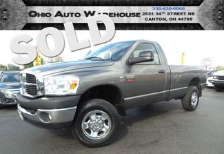 2007 Dodge Ram 2500 SLT 4x4 CUMMINS Turbo Diesel Cln Carfax We Finance | Canton, Ohio | Ohio Auto Warehouse LLC in  Ohio