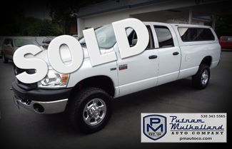 2007 Dodge Ram 2500 ST Quad Cab ST Pickup Chico, CA