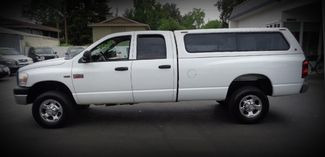 2007 Dodge Ram 2500 ST Quad Cab ST Pickup Chico, CA 1