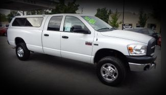 2007 Dodge Ram 2500 ST Quad Cab ST Pickup Chico, CA 3