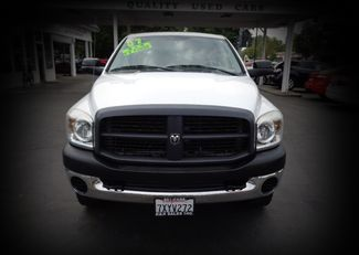 2007 Dodge Ram 2500 ST Quad Cab ST Pickup Chico, CA 6