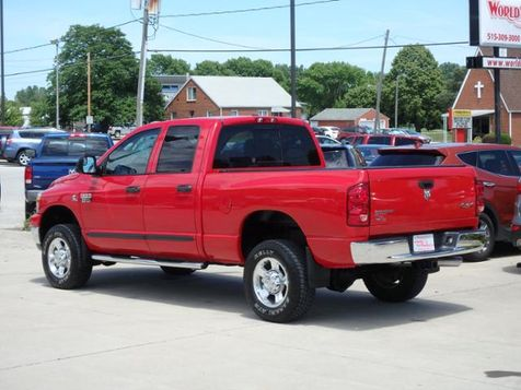 2007 Dodge Ram 2500 Big Horn 6.7 CUMMINS 4WD in Des Moines, IA