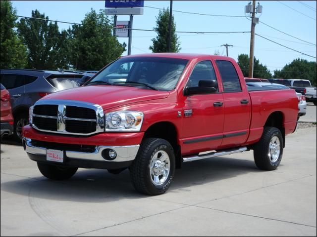 2007 Dodge Ram 2500 Big Horn 6.7 CUMMINS 4WD in Des Moines IA