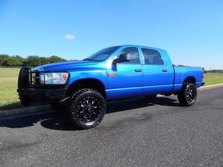 2007 Dodge Ram 2500 Electric Blue Mega Cab 6.7L   SLT | Killeen, TX | Texas Diesel Store in Killeen TX