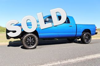 2007 Dodge Ram 2500 Electric Blue Mega Cab 6.7L   SLT | Liberty Hill, TX | Texas Diesel Store in Killeen TX
