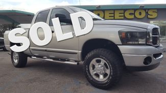 2007 Dodge Ram 2500 SLT 4x4 6.7L Cummins Diesel Fort Pierce, FL