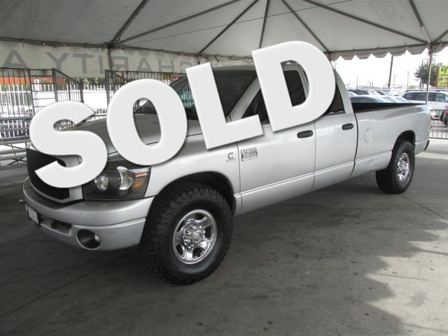 2007 Dodge Ram 2500 SLT Please call or e-mail to check availability All of our vehicles are ava