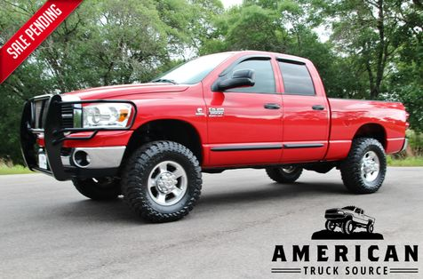2007 Dodge Ram 2500 - 5.9L - 6 Speed - 4x4  in Liberty Hill , TX