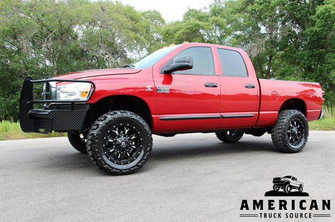 2007 Dodge Ram 2500 in Liberty Hill , TX