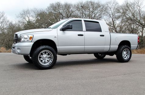 2007 Dodge Ram 2500 LARAMIE - MEGA CAB - 6 SPEED - 5.9L - 4X4 in Liberty Hill , TX
