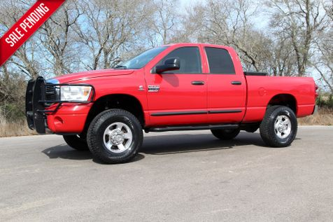 2007 Dodge Ram 2500 Laramie - 5.9L - LOW MILES - 4x4 in Liberty Hill , TX