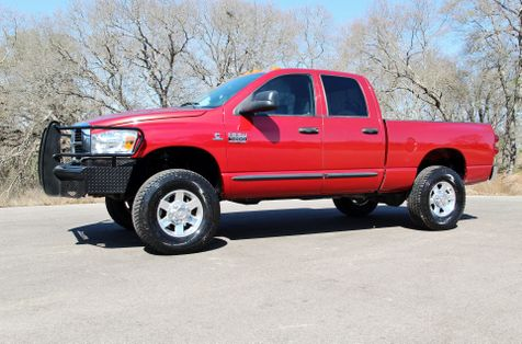 2007 Dodge Ram 2500 SLT - 4X4 - 5.9L in Liberty Hill , TX