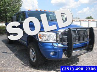 2007 Dodge Ram 2500 Laramie Mega Cab 4x4 | LOXLEY, AL | Downey Wallace Auto Sales in Mobile AL