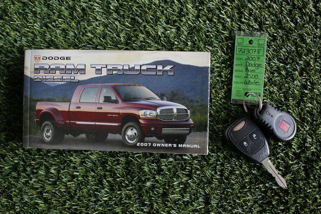 2007 Dodge Ram 2500 SLT Quad Cab Long Bed THUNDER ROAD 4X4 - 5.9L! Mooresville , NC 19