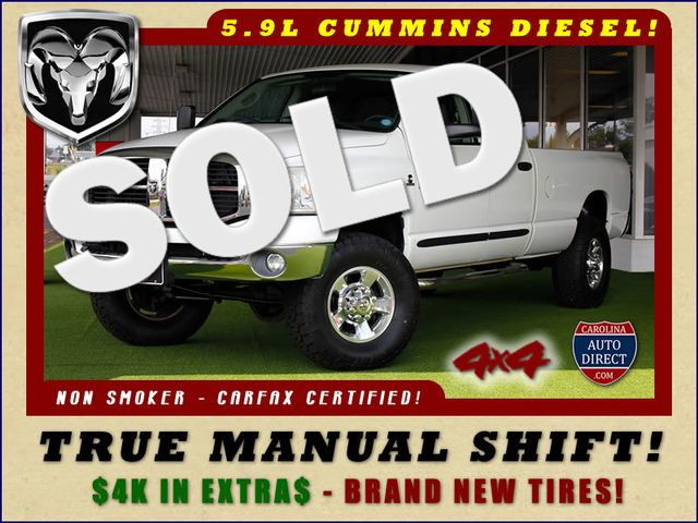 2007 Dodge Ram 2500 SLT Quad Cab Long Bed THUNDER ROAD 4X4 - 5.9L! Mooresville , NC 0