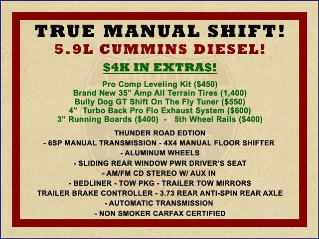 2007 Dodge Ram 2500 SLT Quad Cab Long Bed THUNDER ROAD 4X4 - 5.9L! Mooresville , NC 1