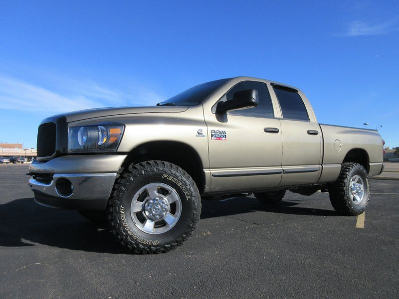 2007 Dodge Ram 2500 Quad Cab SLT 4X4 59L Cummins  Fultons Used Cars Inc  in , Colorado