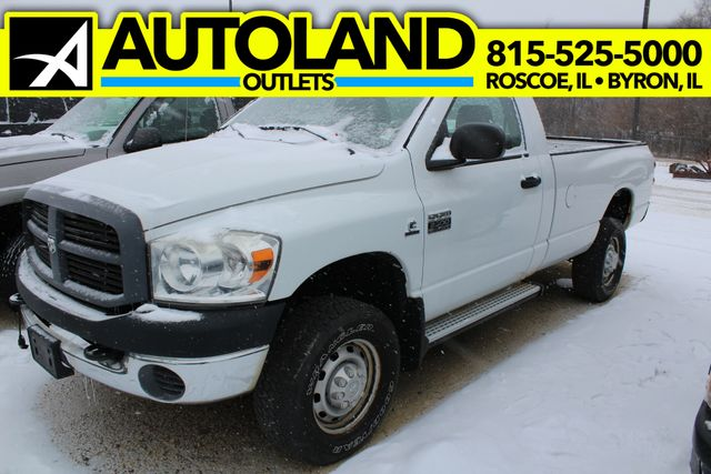 2007 Dodge Ram 2500 ST Roscoe, Illinois 0