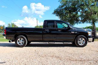 2007 Dodge Ram 2500 SLT Lone Star Quad Cab 2wd 5.9L Cummins Diesel 6 Speed Manual Sealy, Texas 12