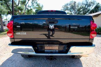 2007 Dodge Ram 2500 SLT Lone Star Quad Cab 2wd 5.9L Cummins Diesel 6 Speed Manual Sealy, Texas 18