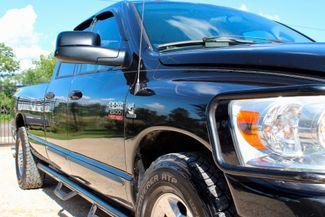 2007 Dodge Ram 2500 SLT Lone Star Quad Cab 2wd 5.9L Cummins Diesel 6 Speed Manual Sealy, Texas 2