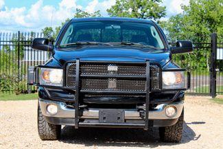 2007 Dodge Ram 2500 SLT Lone Star Quad Cab 2wd 5.9L Cummins Diesel 6 Speed Manual Sealy, Texas 3