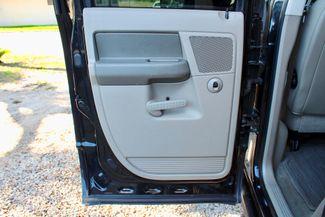 2007 Dodge Ram 2500 SLT Lone Star Quad Cab 2wd 5.9L Cummins Diesel 6 Speed Manual Sealy, Texas 40