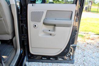 2007 Dodge Ram 2500 SLT Lone Star Quad Cab 2wd 5.9L Cummins Diesel 6 Speed Manual Sealy, Texas 44