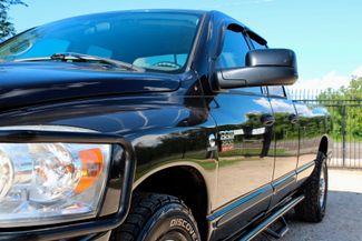 2007 Dodge Ram 2500 SLT Lone Star Quad Cab 2wd 5.9L Cummins Diesel 6 Speed Manual Sealy, Texas 4
