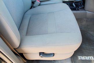 2007 Dodge Ram 2500 SLT Lone Star Quad Cab 2wd 5.9L Cummins Diesel 6 Speed Manual Sealy, Texas 47