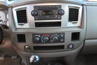 2007 Dodge Ram 2500 SLT Lone Star Quad Cab 2wd 5.9L Cummins Diesel 6 Speed Manual Sealy, Texas 53