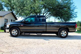 2007 Dodge Ram 2500 SLT Lone Star Quad Cab 2wd 5.9L Cummins Diesel 6 Speed Manual Sealy, Texas 6