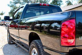 2007 Dodge Ram 2500 SLT Lone Star Quad Cab 2wd 5.9L Cummins Diesel 6 Speed Manual Sealy, Texas 8