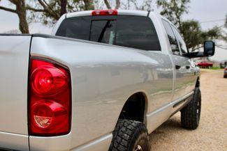 2007 Dodge Ram 2500 SLT Lone Star Quad Cab 4X4 5.9L Cummins Diesel 6 Speed Manual Sealy, Texas 10