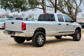 2007 Dodge Ram 2500 SLT Lone Star Quad Cab 4X4 5.9L Cummins Diesel 6 Speed Manual Sealy, Texas 11