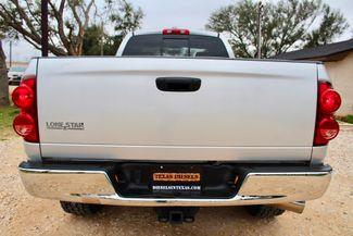 2007 Dodge Ram 2500 SLT Lone Star Quad Cab 4X4 5.9L Cummins Diesel 6 Speed Manual Sealy, Texas 16