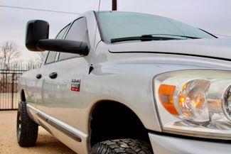2007 Dodge Ram 2500 SLT Lone Star Quad Cab 4X4 5.9L Cummins Diesel 6 Speed Manual Sealy, Texas 2
