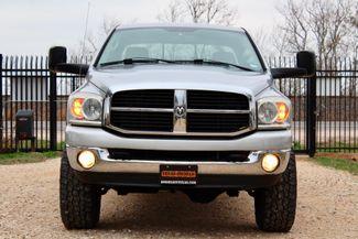 2007 Dodge Ram 2500 SLT Lone Star Quad Cab 4X4 5.9L Cummins Diesel 6 Speed Manual Sealy, Texas 3