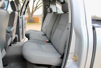 2007 Dodge Ram 2500 SLT Lone Star Quad Cab 4X4 5.9L Cummins Diesel 6 Speed Manual Sealy, Texas 36