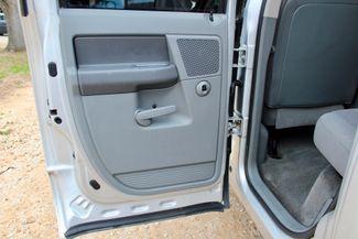 2007 Dodge Ram 2500 SLT Lone Star Quad Cab 4X4 5.9L Cummins Diesel 6 Speed Manual Sealy, Texas 38
