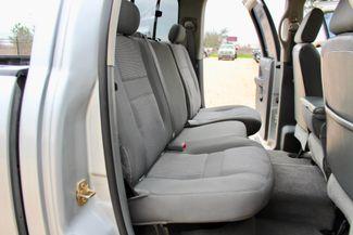 2007 Dodge Ram 2500 SLT Lone Star Quad Cab 4X4 5.9L Cummins Diesel 6 Speed Manual Sealy, Texas 40