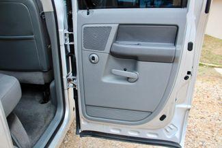 2007 Dodge Ram 2500 SLT Lone Star Quad Cab 4X4 5.9L Cummins Diesel 6 Speed Manual Sealy, Texas 42
