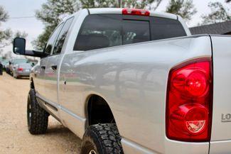 2007 Dodge Ram 2500 SLT Lone Star Quad Cab 4X4 5.9L Cummins Diesel 6 Speed Manual Sealy, Texas 8