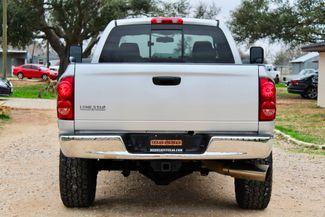 2007 Dodge Ram 2500 SLT Lone Star Quad Cab 4X4 5.9L Cummins Diesel 6 Speed Manual Sealy, Texas 9