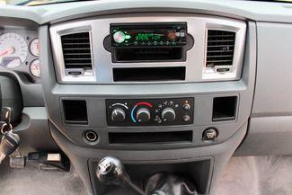 2007 Dodge Ram 2500 SLT Lone Star Quad Cab 4X4 5.9L Cummins Diesel 6 Speed Manual Sealy, Texas 51
